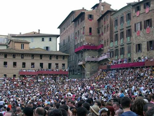 The Palio, il Palio di Siena